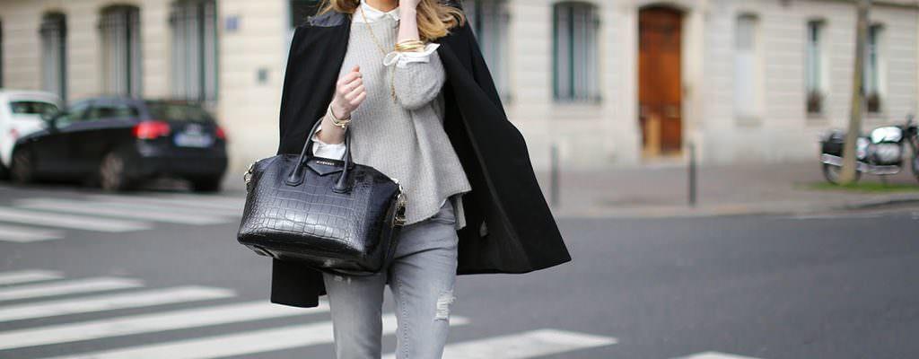 Pulovere gri de damă – cum să le porți cu stil