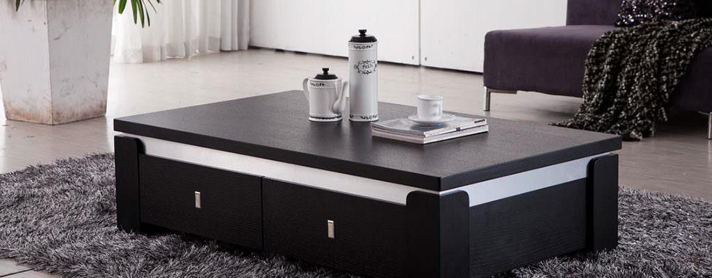 13 măsuțe moderne de cafea care îți vor înveseli livingul