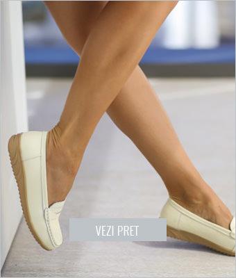 Pantofi casual Felis bej