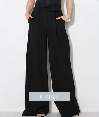 Pantaloni palazzo Zee Lane Collection