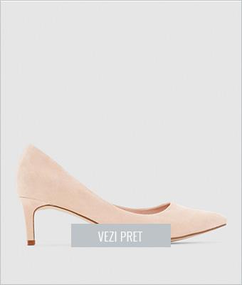 Pantofi cu toc R Essentiel