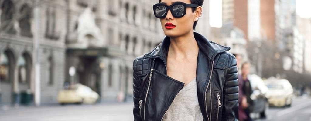 12 jachete biker negre perfecte pentru orice ținută