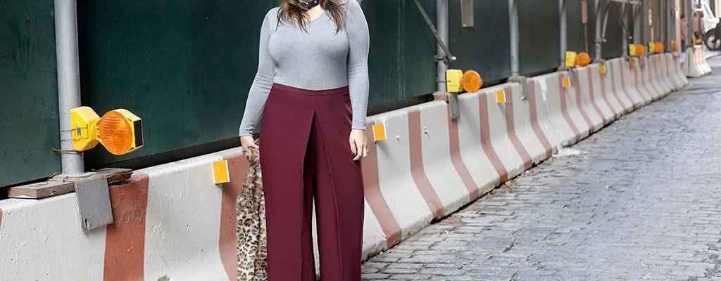 Pantaloni largi de damă – vezi ce modele se poartă în 2017