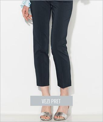 Pantaloni crop Zee Lane Collection