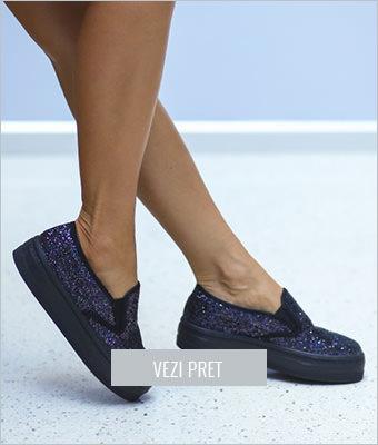 Pantofi slip-on Drilo