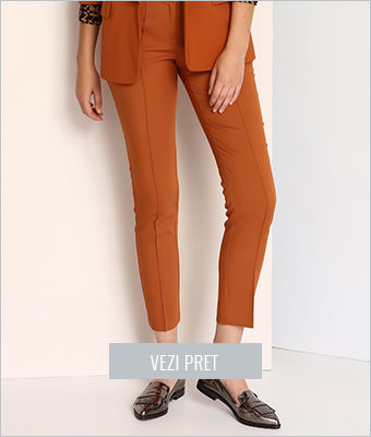 Pantaloni tigareta Top Secret