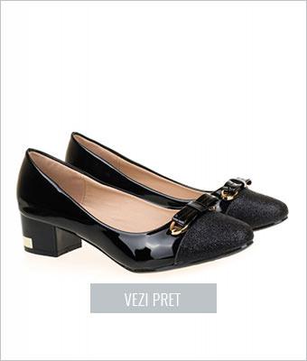 Pantofi cu toc Sandy