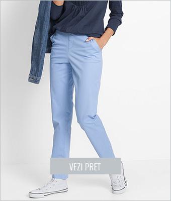 Pantaloni chino dama BPC