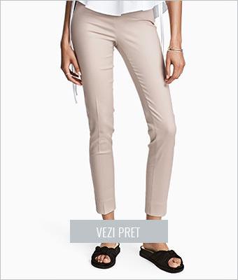 Pantaloni tigareta H&M