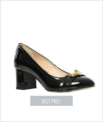 Pantofi Queen Bee