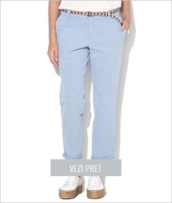 Pantaloni chino slim fit Esprit