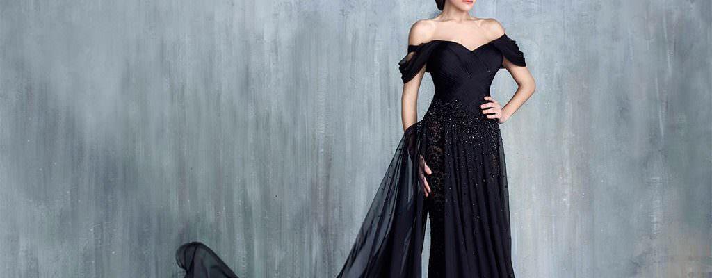 5 rochii lungi WOW pentru un banchet de neuitat