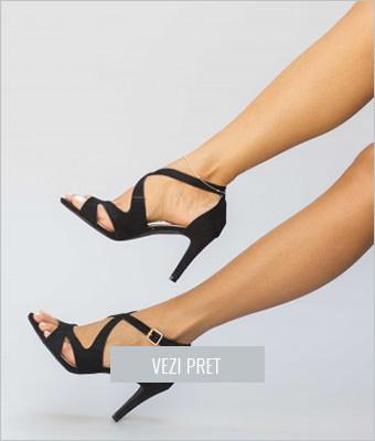 Sandale Dolo negre