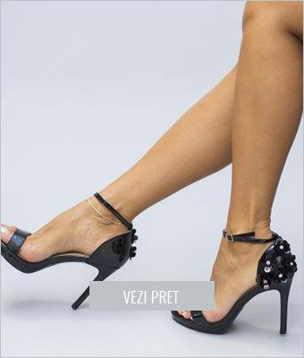 Sandale Deka negre