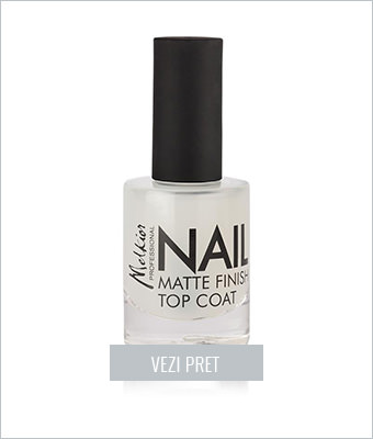 Top coat efect mat Melkior