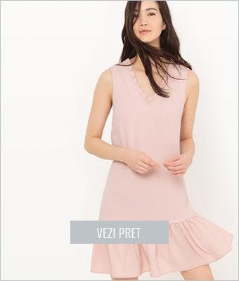 Rochie R Edition roz