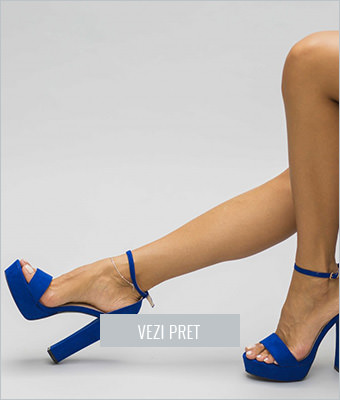 Sandale Midy albastre