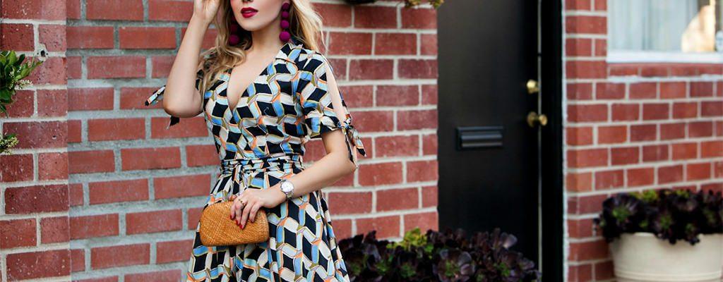 12 rochii petrecute parte peste parte care îți pun în evidență talia