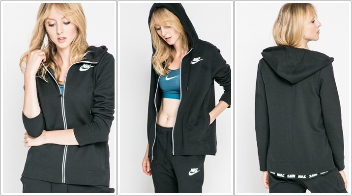 Bluza sport Nike Sportswear