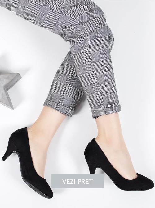 Pantofi dama Begum negri