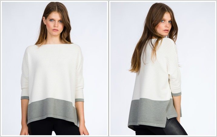 Pulover pentru femei Be you tricotat oversize