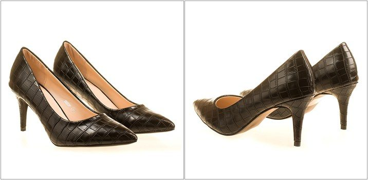 Pantofi stiletto Via Amalia