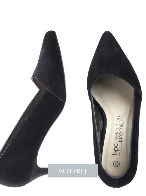 Pantofi stiletto cu toc mediu BPC Selection