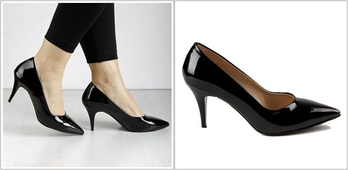 Pantofi eleganti stiletto Incetopuk
