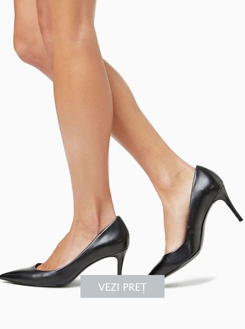 Pantofi cu varf ascutit Next