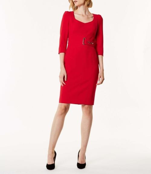 rochia-rosie-cu-croi-clasic
