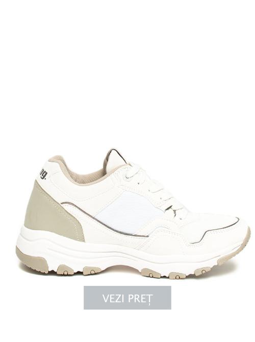 Pantofi sport cu talpa platforma MTNG